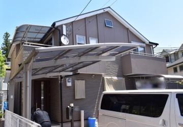 神戸市北区 Y様邸【外壁塗装・屋根葺き替え】
